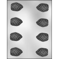 "2"" 3-D Pinecone Choc Mold  (3)"