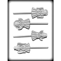 "2-7/8"" Angel Sucker Hard Candy Mold(4)"