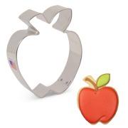 "2.75"" Apple Cookie Cutter"
