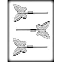 "2.75"" Butterfly Lolly Mold (3)"