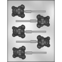 "2"" Best Bear Lolly Mold (5)"