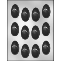 "2"" Eggs Candy Mold (12)"