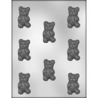 """2"""" Fuzzy Bear Mold (8)"""