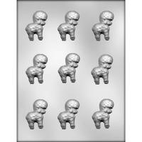 "2"" Lambs Choc Mold (9)"