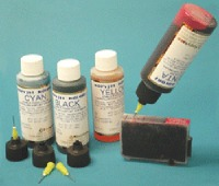 2 OZ Ink Refill Kit (4 Colors)