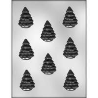 "2"" Pine Tree Mold (8)"