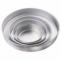 "Wilton 2"" Round Pan Set 6/8/10/12"