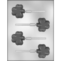 """2"""" Thick Shamrock Lolly (6)"""