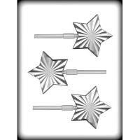 "3-1/8"" Radiant Star Lolli (3)"