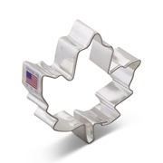 "3.25"" Maple Leaf Cookie Cutter"