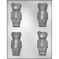3-D Standing Bear Mold (4)
