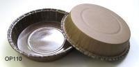 "3-5/8"" Round Bake Mold 100 CT"