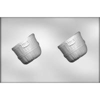 """3.5"""" Bushel Basket Mold (2)"""