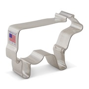 """3.5"""" Cow Cookie Cutter"""