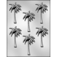 "3.5"" Palm Tree Candy Mold (6)"