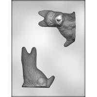 "3.75"" 3-D Scottie Dog (2)"