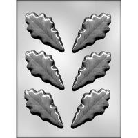 """3.75"""" Oak Leaves Mold (6)"""