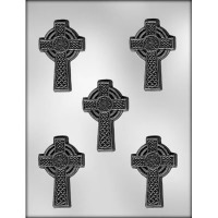"3"" Celtic Cross Mold (5)"