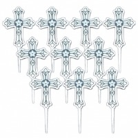 "3"" Cross Picks 36 CT"
