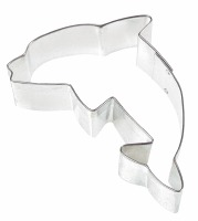 "3"" Dolphin Cookie Cutter"