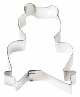 "3"" Frog Cookie Cutter"