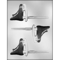 "3"" Ice Skate Choc Mold (3)"