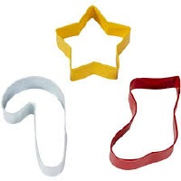 3-PC Christmas Star Set