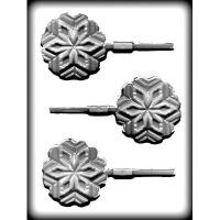 "3"" Snowflake Sucker (3)"