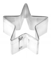 "3"" Star Cookie Cutter"