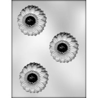 """3"""" Sunflower Mold (3)"""