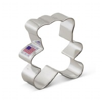 "3"" Teddy Bear Cookie Cutter"