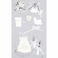3D Bridal Embellishment Pack