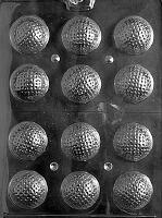 3D Golf Balls Mold