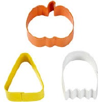 3PC Pumpkin Cutter Set