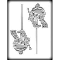 "4-1/4"" Hockey Goalie (2)"