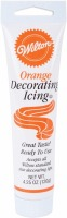 4.25 OZ Icing Tube Orange