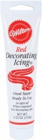 4.25 OZ Icing Tube Red