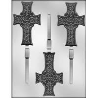 "4"" Celtic Cross Sucker (3)"