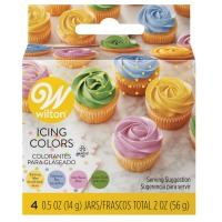 4-Color Garden Icing Kit