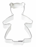 "4"" Mama Bear Cookie Cutter"