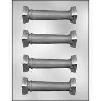 "5.25"" Wedding Pillars (4)"