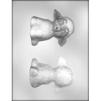 "5"" 3D Sitting Lamb Mold (2)"