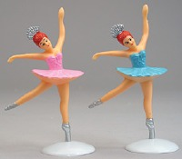 "5"" Ballerina Dancer 2 CT"
