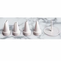 5-PC Tip & Nail Decorating Set