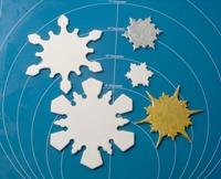 5-Piece Snowflake Cutter Set