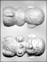 """6.5"""" 3D Lamb Mold"""