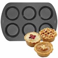 6 Cavity Mini Pie Pan