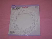 "6"" Doilies White 20 CT"