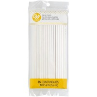 "6"" Lollipop Sticks 35 ct."