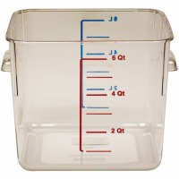 6 Quart Storage Container